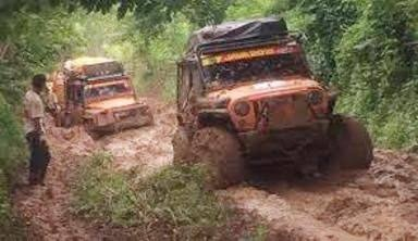 OUTBOUND OFFROAD DI BATU MALANG